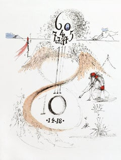"""Apollinaire """"The 1914-18 War"""" (125/145)"""