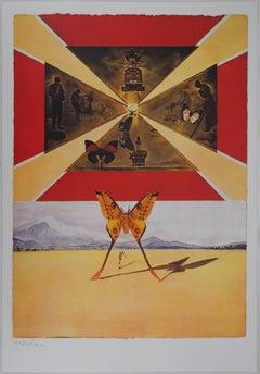 Butterfly suite : Roussillon - Heliogravure - 1969 (Field #69-2 E)