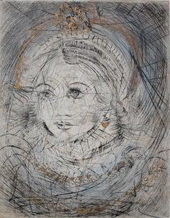 Faust (Walpurgis Night)  Faust  - Surrealism, Full Portofolio, Spanish Art