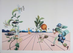 Flordali I - Original Lithograph - 1981 (Field page 233)