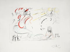 Henry IV - Original Etching by Salvador Dalì - Early 1980s