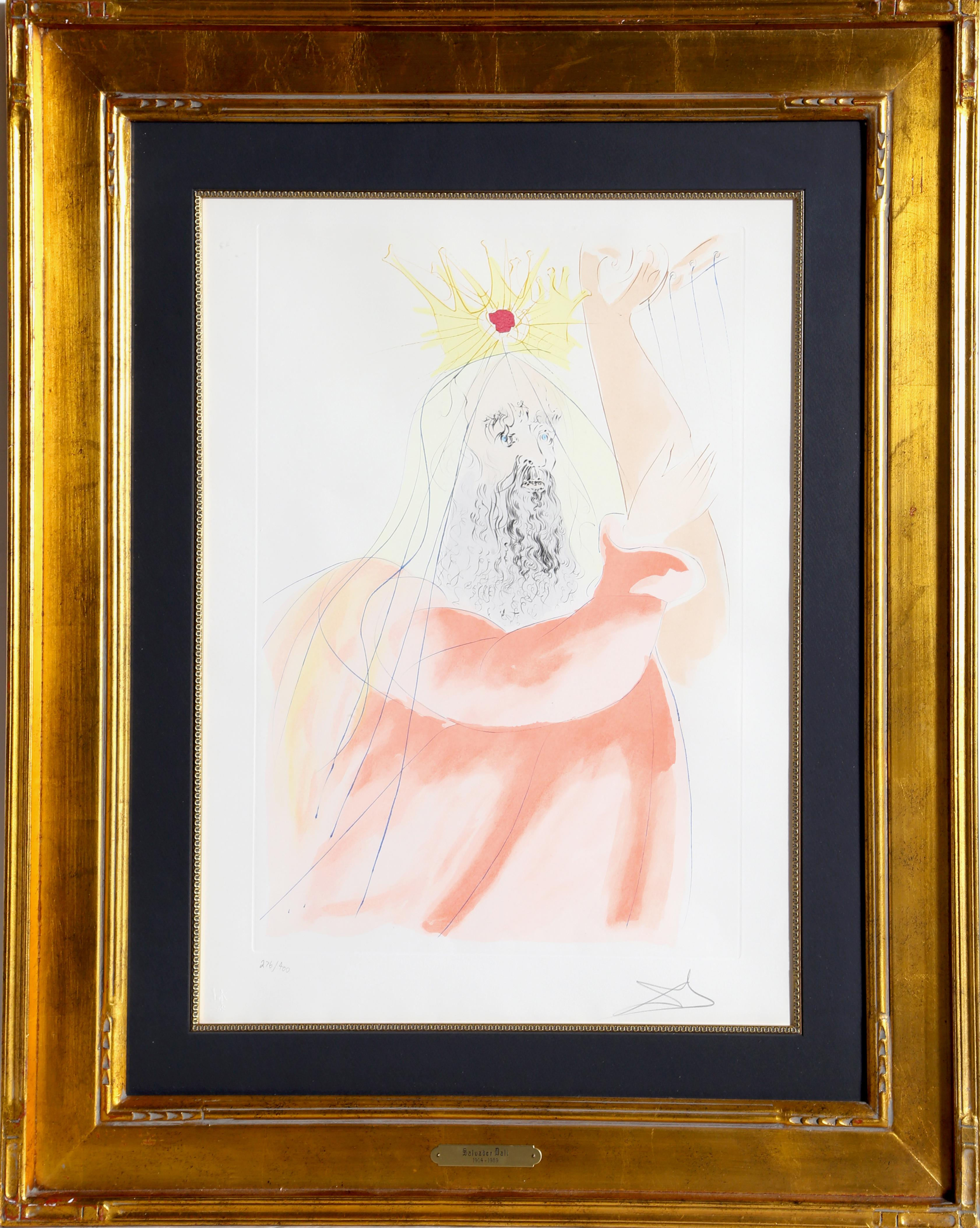 King David from our Historical Heritage Suite by Salvador Dali