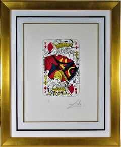 """King of Diamonds"" from the suite ""Playing Cards"""