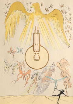 L'Ampoule Incandesence from Homage to Leonardo Da Vinci