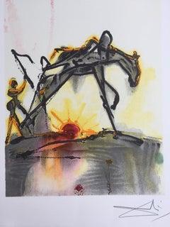 Le cheval de Labeur
