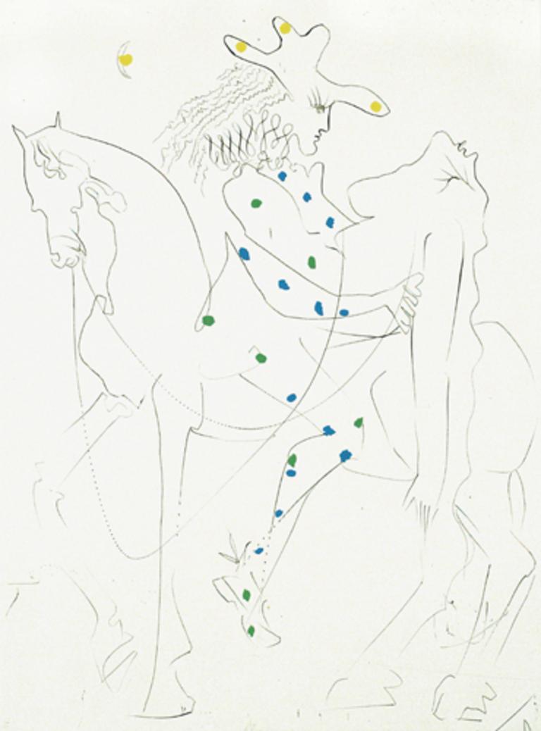 Le Cheval de Picasso