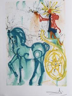 Le cheval de triomphe