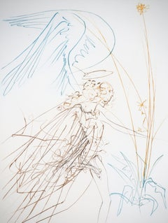 Le Paradis Perdu : The Angel - Original Handsigned Etching