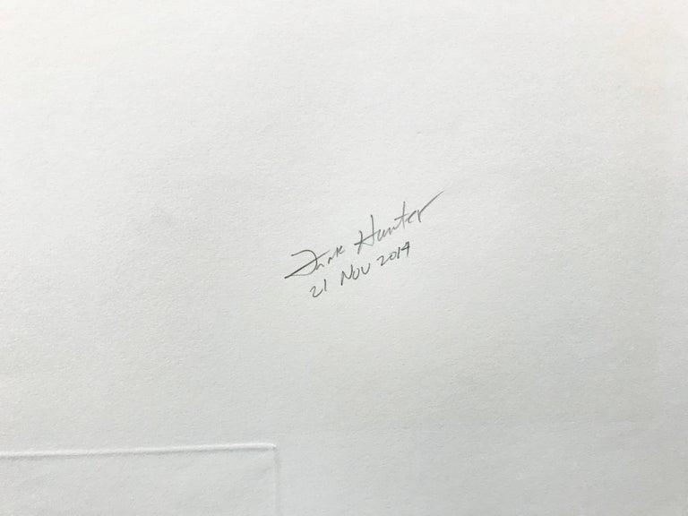 LES SPOUTNIKS ASTIQUES ELASTICOTS STATISTIQUES - Beige Portrait Print by Salvador Dalí