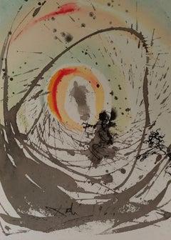 "Mulier Amicta Sole From ""Biblia Sacra"" - 1960s - Salvador Dalì - Lithograph"