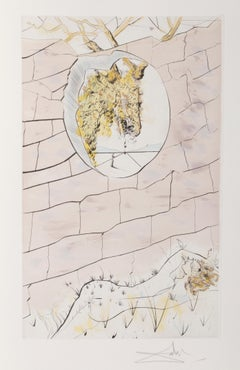 My beloved is like a roe The Song of Songs of King Solomon by Salvador Dali