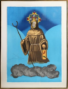 Mystery of Sleep (The Hermit) from Visions Surrealiste