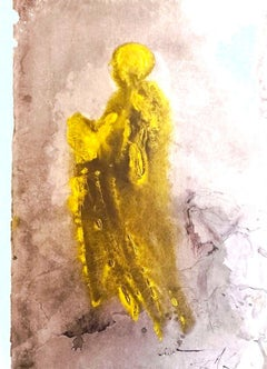 Noli me Tangere - Original Lithograph by Salvador Dalì - 1964