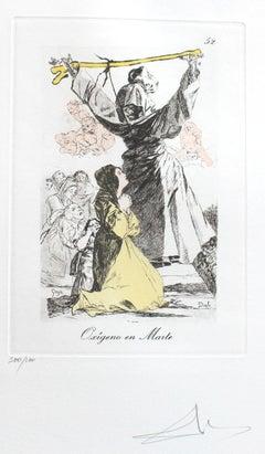 Oxigeno en Marte, Goya
