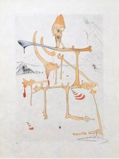 Paysage avec Squelette (Landscape w/Skeleton)