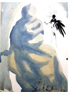 Salvador Dali - Biblia Sacra - Lithograph