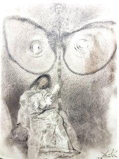 Salvador Dali - Biblia Sacra - Offset Lithograph