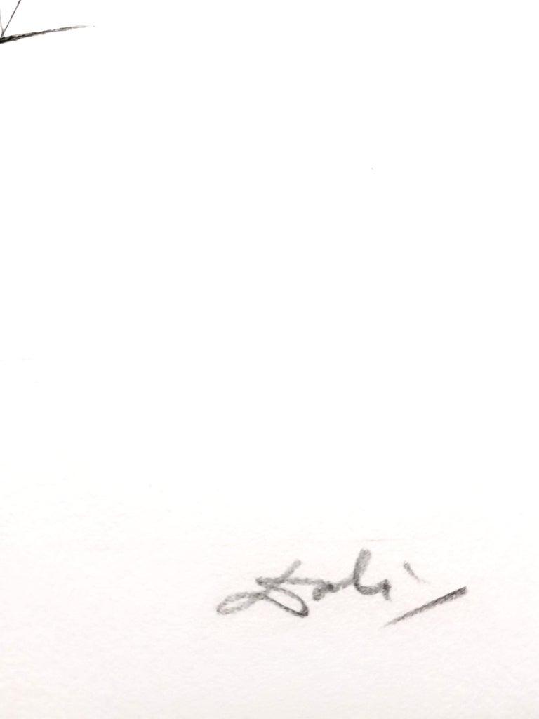 Salvador Dali - Fruits With Holes - Original Hand-Signed Lithograph - Print by Salvador Dalí