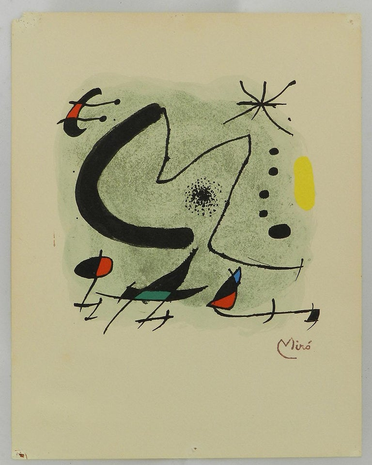 Salvador Dali Lithograph Surreal G for Bolaffiarte Limited Edition 1972  For Sale 9