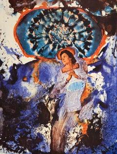 Ultra Surrealist Corpuscular Galutska, from Memories of Surrealism, 1971