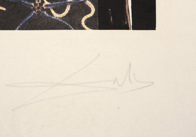 Salvador Dali, Surrealist King, from Memories of Surrealism.  4