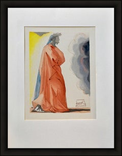 PARADISE CANTO 1 - DANTE - LIMITED EDITION SIGNED IN PLATE