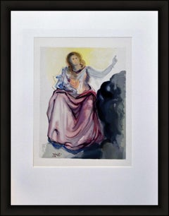 PARADISE CANTO 4 - BEATRICE RESOLVE'S DANTE'S DOUBTS - LIMITED EDITION