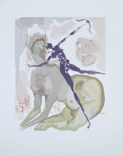 "Salvador Dali - ""The Minotaur - Hell 12. Song"""