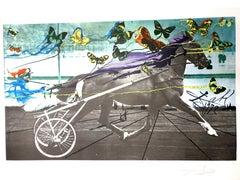Salvador Dali - Une De Mai - Original Handsigned Lithograph
