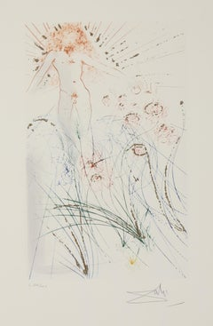 Untitled, Song of Songs, Hand-Signed Limited Edition Etching
