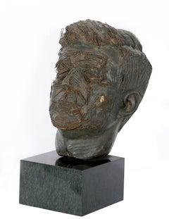 Bust of John F. Kennedy