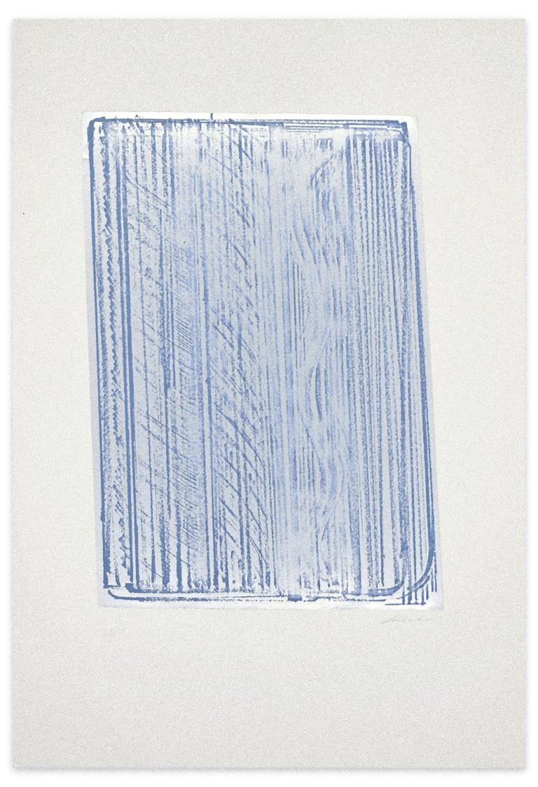 Composition is an original contemporary serigraphy artwork on metal realized by the Italian artist Salvatore Emblema in 1970.  Hand-signed on the lower right and numbered on the lower left. Edition of 57/75 prints.  Excellent conditions.  This