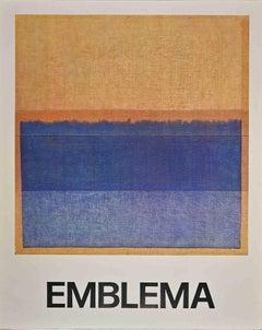 Emblema - Original Offset Print - 1979