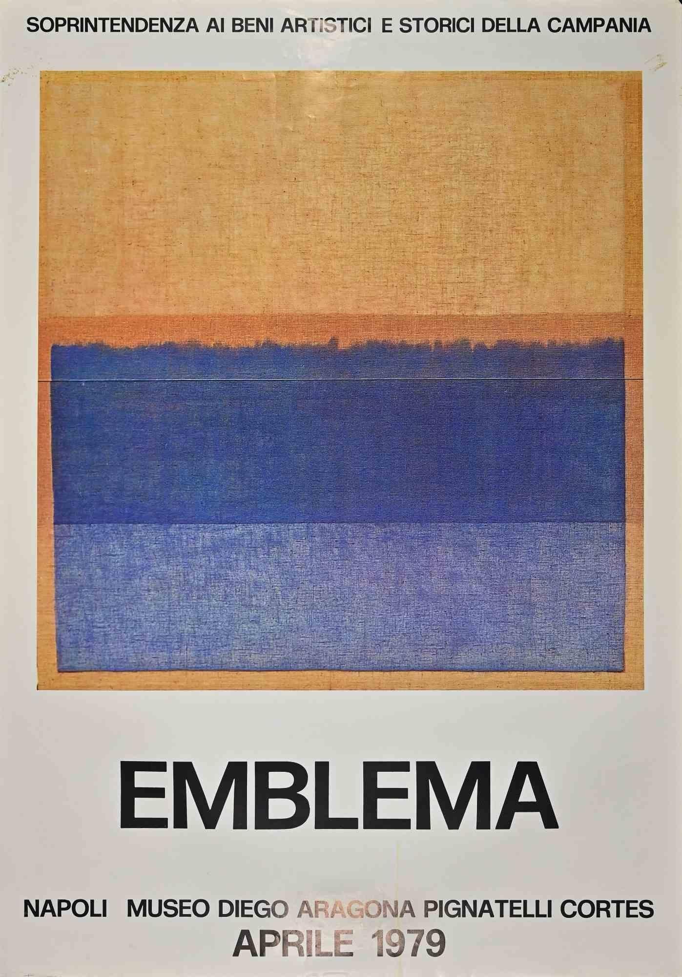 Emblema - Vintage Poster - 1979