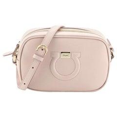 Salvatore Ferragamo City Camera Bag Leather