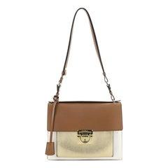 Salvatore Ferragamo Marisol Shoulder Bag Leather Small