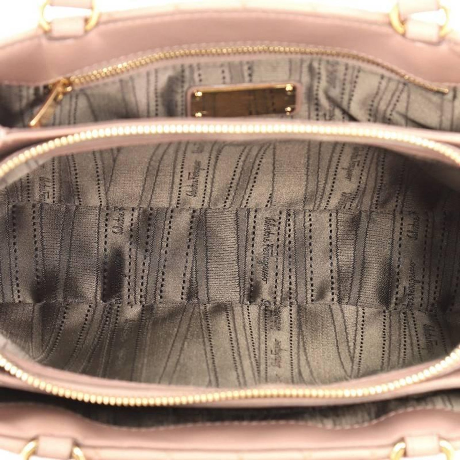 ac2eecb8a0 Salvatore Ferragamo Tracy Handbag Quilted Leather at 1stdibs