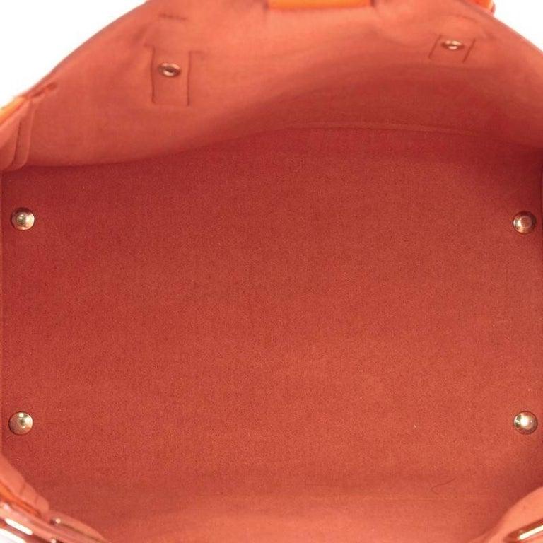 b7a30d25e8 Salvatore Ferragamo Verve Tote Leather Medium at 1stdibs