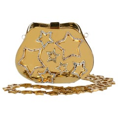 Salvatore Ferragamo Woman Cross body bag Gold
