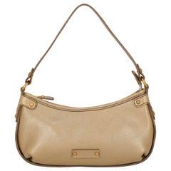 Salvatore Ferragamo Woman Handbag Gold Leather