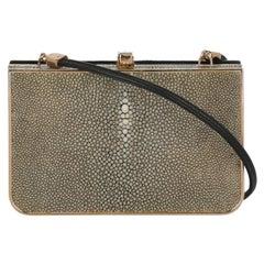 Salvatore Ferragamo Woman Shoulder bag Black Leather
