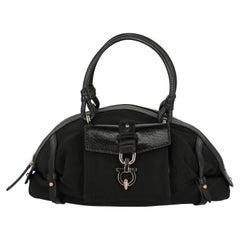 Salvatore Ferragamo  Women   Handbags  Black Synthetic Fibers
