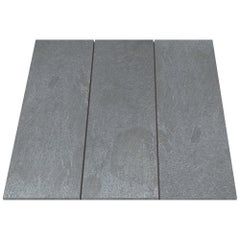 Salvatori Filo Flush 3  100 Shower Tray in Cotone Texture Gris du Marais Marble