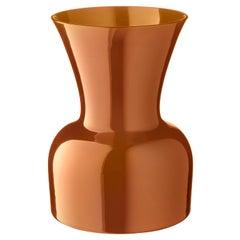 Salviati große Daisy Profili Vase in Haselnuss von Anna Gili