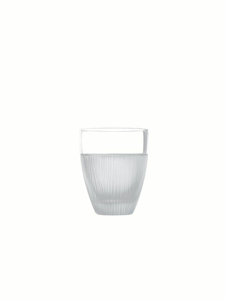 Contemporary Salviati Nove Set of 6 Dof Assorted Glasses For Sale