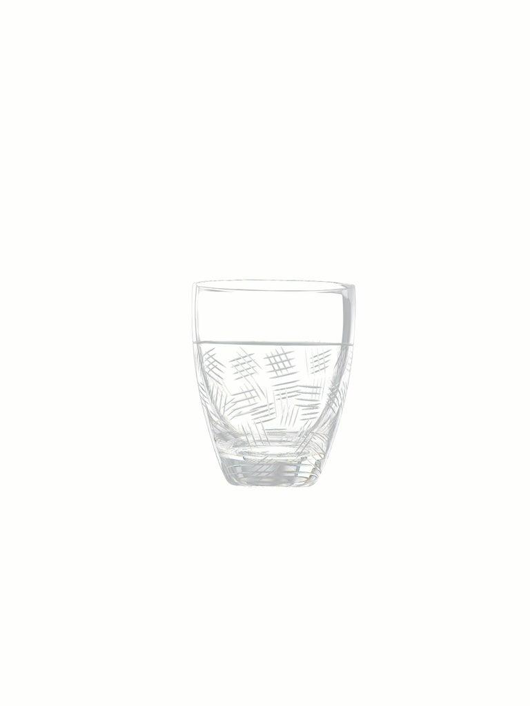 Salviati Nove Set of 6 Dof Assorted Glasses For Sale 2