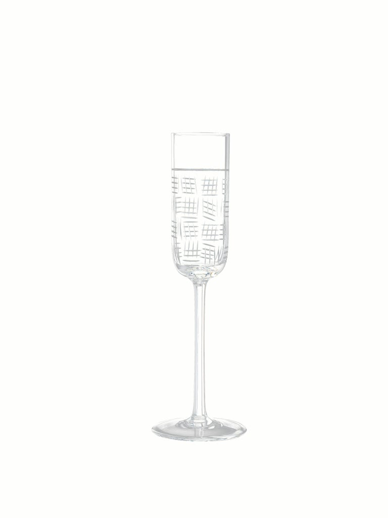 Salviati Nove Set of 6 Grappa Assorted Glasses For Sale 2