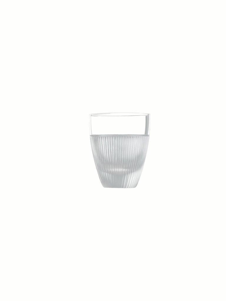 Contemporary Salviati Nove Set of 6 Porto Assorted Glasses For Sale