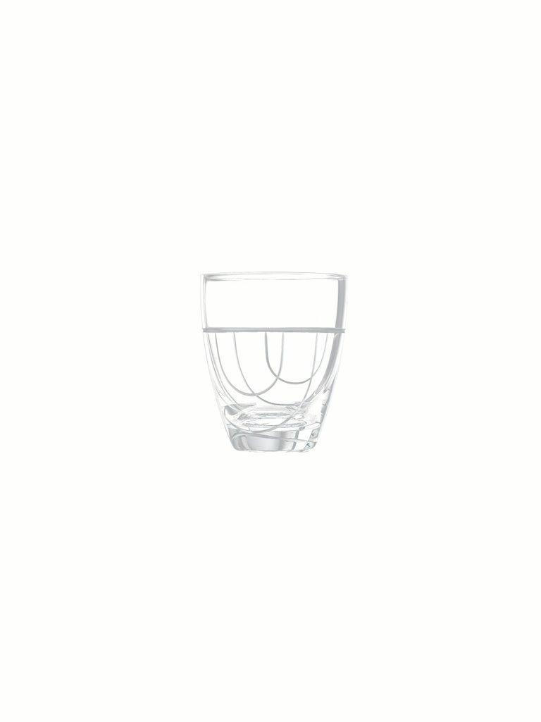 Salviati Nove Set of 6 Porto Assorted Glasses For Sale 1