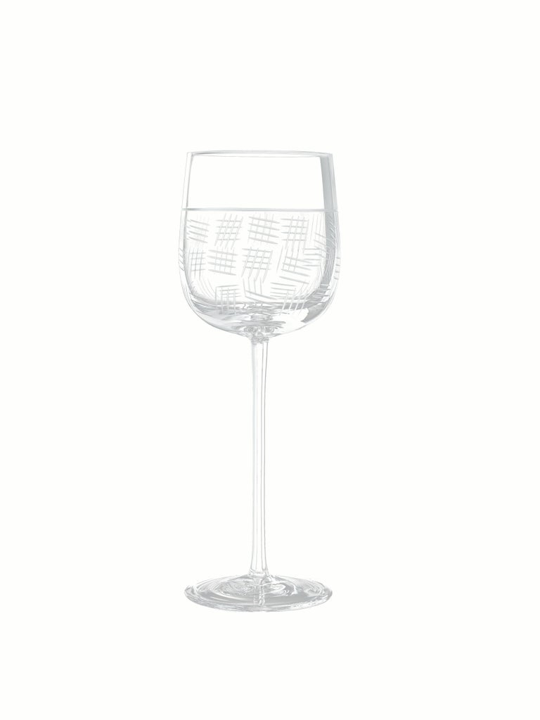 Salviati Nove Set of 6 Water Assorted Glasses For Sale 2